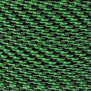 PARACORD PLANET 10, 25, 50, and 100 Foot Hanks of 425 Paracord (3mm) Made of 100% Nylon for Tactical, Crafting