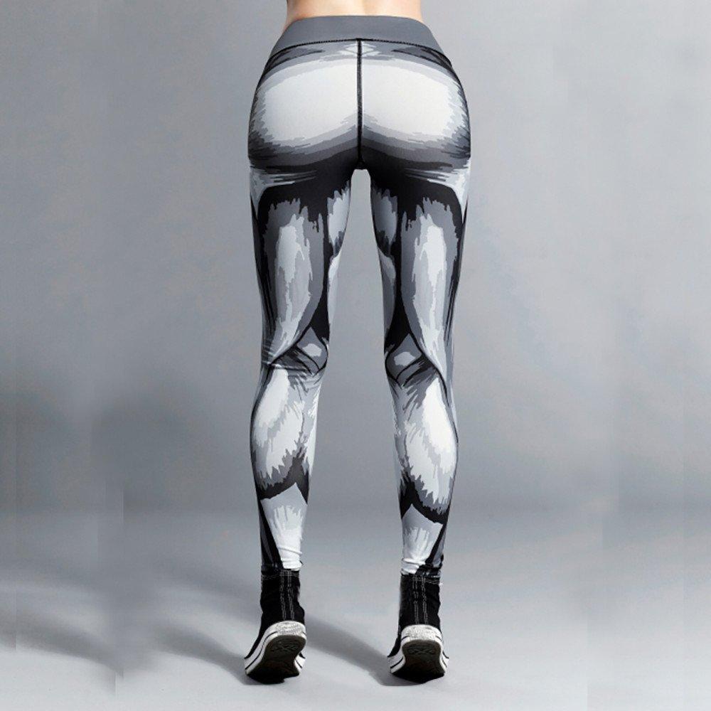 Yusealia Pantalones Yoga Mujeres Mallas Deportivas Mujer Cintura Alta DE Impresi/ón de Floral Leggings Mujer Deporte Pantalones Fitness Mujer Gym Leggins Mujer El/áSticos Para Running Pilates Fitness