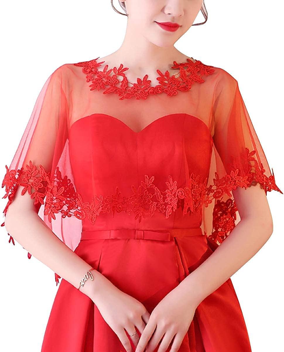 MisShow Women's Lace...