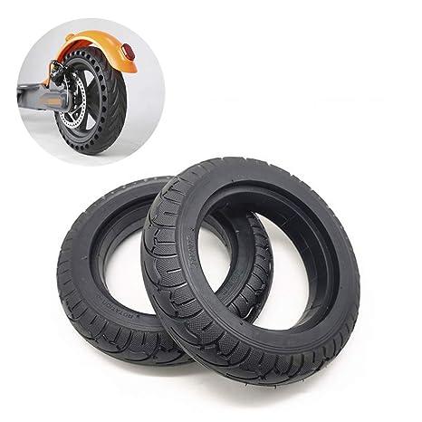 XULONG Neumáticos de Scooter eléctrico, neumáticos inflables ...