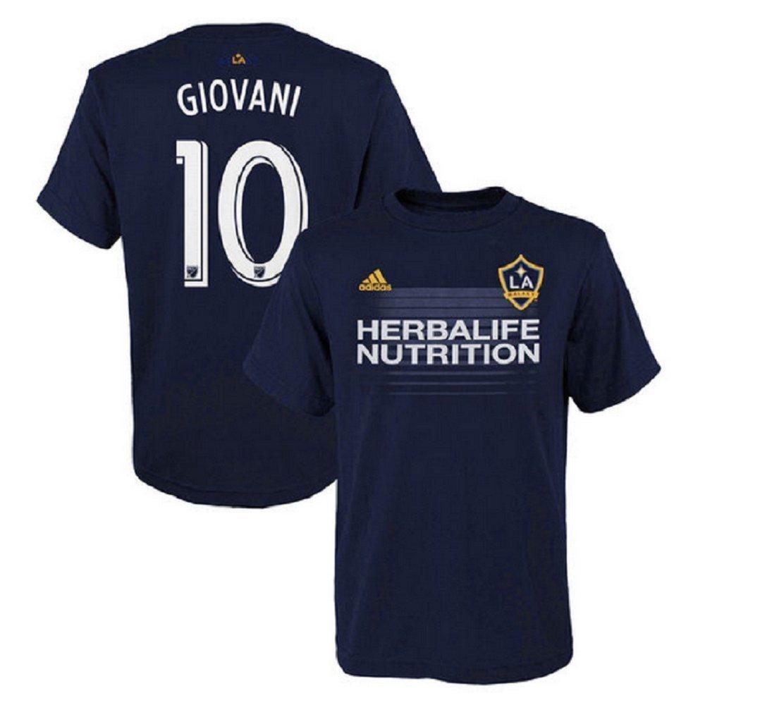 adidas Giovani Dos Santos Los Angeles Galaxy #10 - Camiseta ...