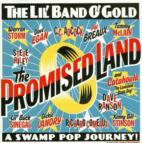 CD : Lil' Band O' Gold - Promised Land (CD)