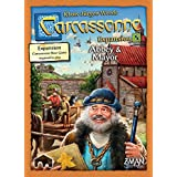 Z-Man - Carcassonne Expansion 5 - Abbey and Mayor