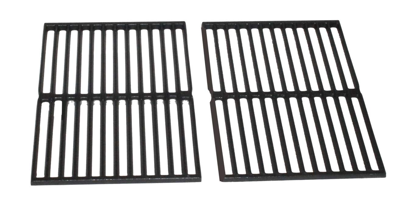 Weber 65934 2PK Cast Iron Cooking Grates for most Genesis Silver A and Spirit 210 Grills