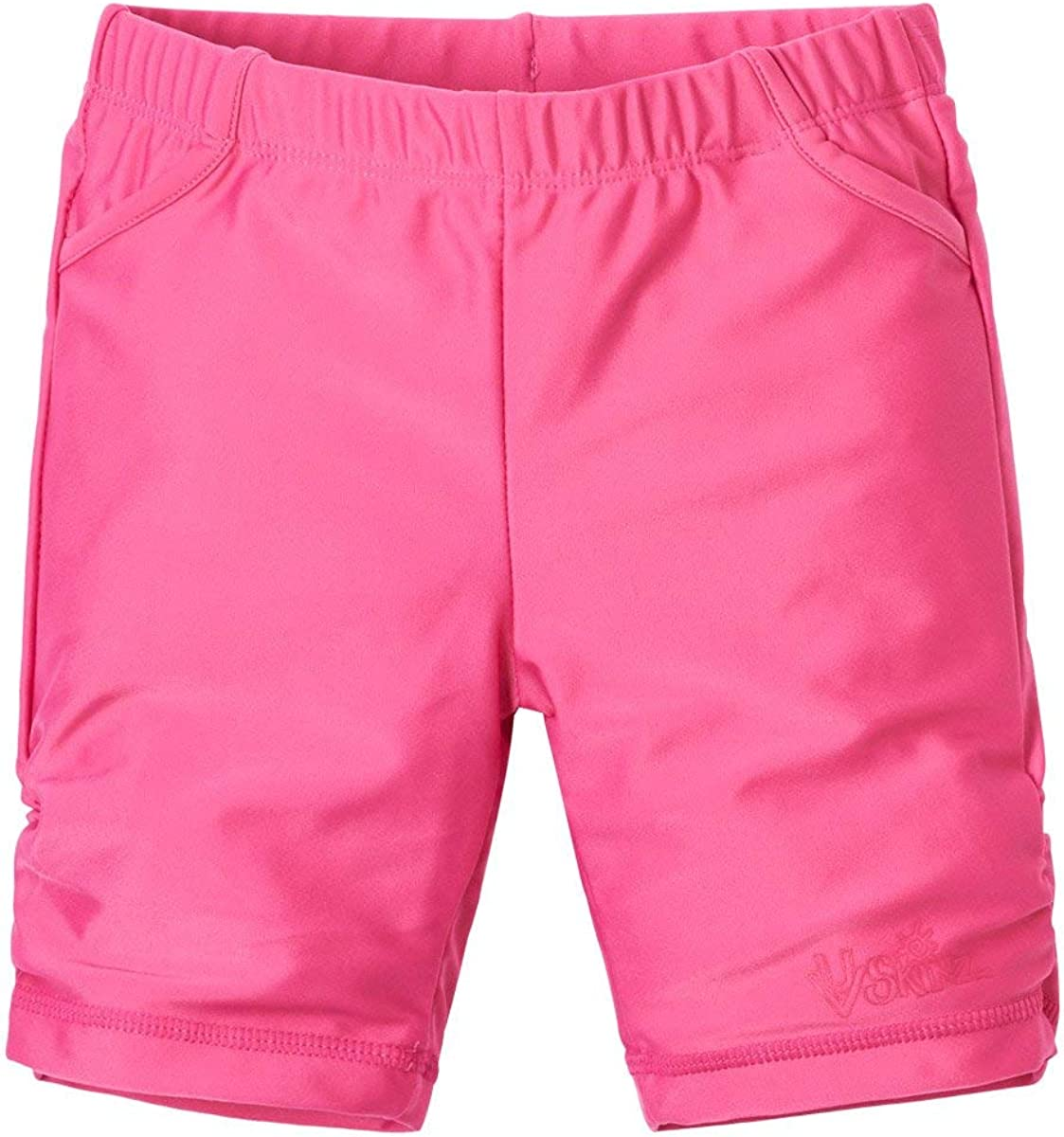 Swim and Play Jammerz UV Skinz Girl/'s UPF 50 Sun-Blocking Swim Shorts