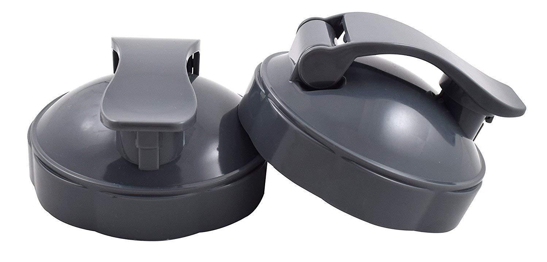 Wadoy - Juego de accesorios para licuadora de 32 oz, con tapa Flip ...