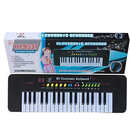 Výsledok vyhľadávania obrázkov pre dopyt keyboard toy 37 key hy