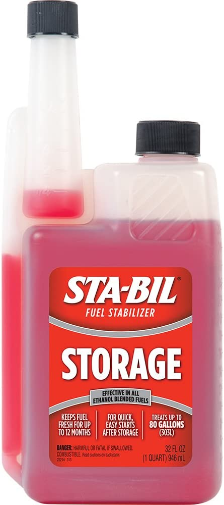 Gold Eagle Sta-Bil Concentrated Fuel Stabilizer (32 Oz)