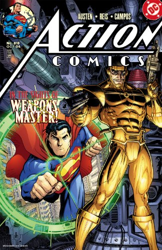 Action Comics (1938-2011) #818 (818 Series 818 Series)
