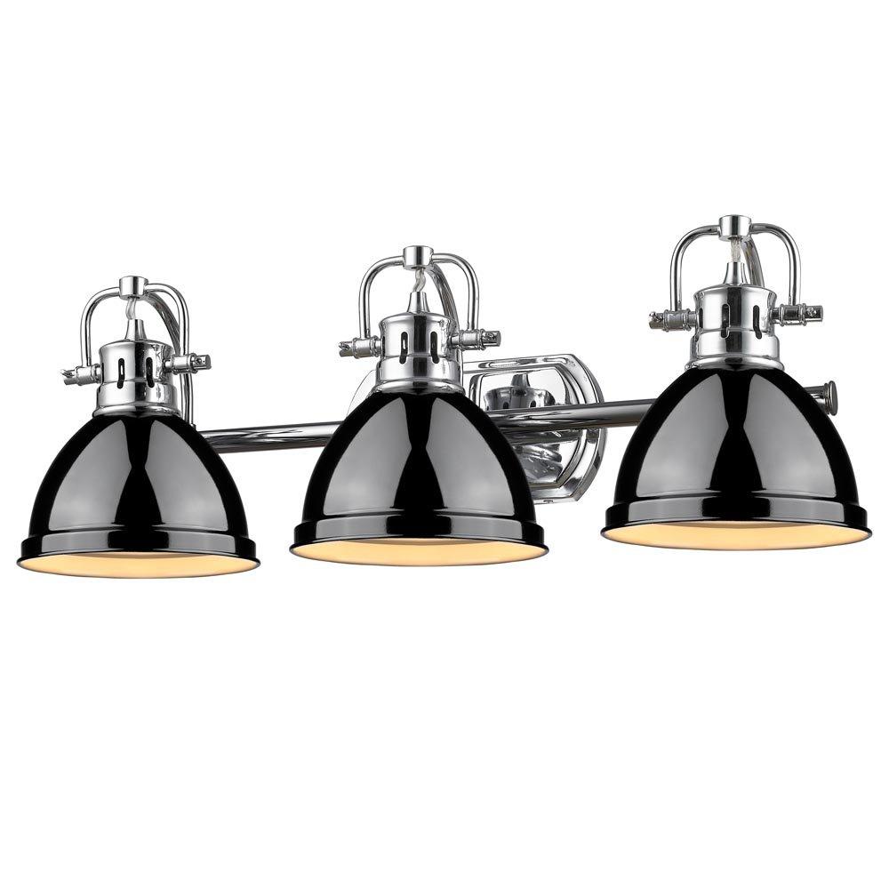 Fillmore 23 1 4 Wide Industrial Rust 3-Light Bath Fixture – Franklin Iron Works