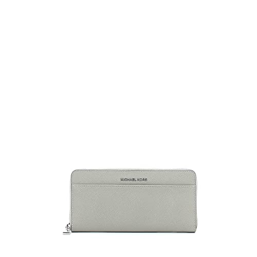 MICHAEL by Michael Kors Money Pieces Portafolio Pearl Gris Mujer Pearl Grey one size: Amazon.es: Zapatos y complementos