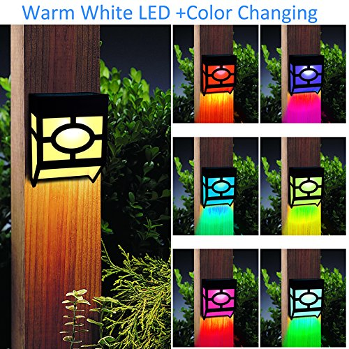 Colour Changing Deck Lights Set 10