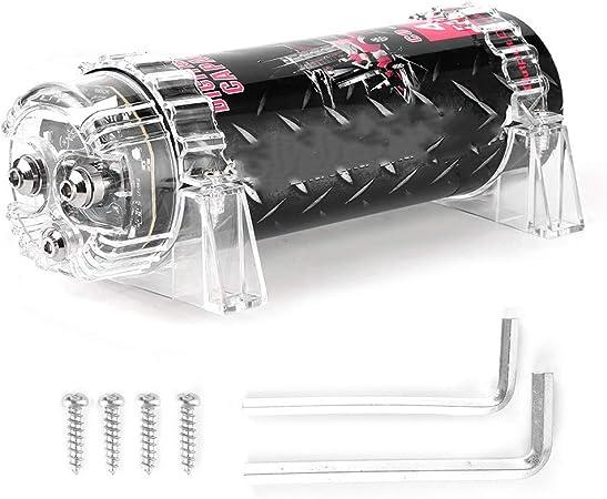 Condensatore digitale KIMISS, 4 condensatori di potenza Farad