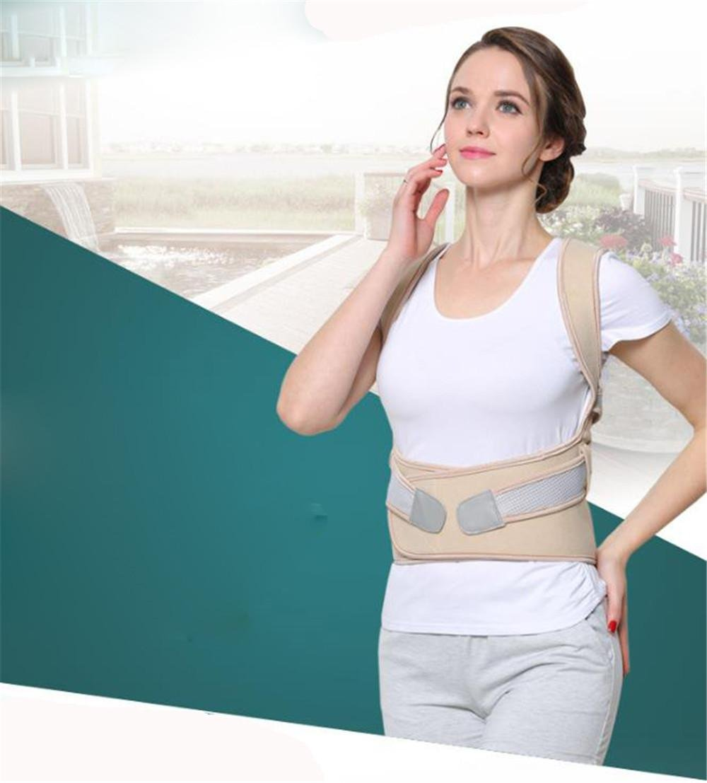 Teen Humpback Correction Band, Improves Posture and Provides Lumbar Suppor, Men and Women , 002