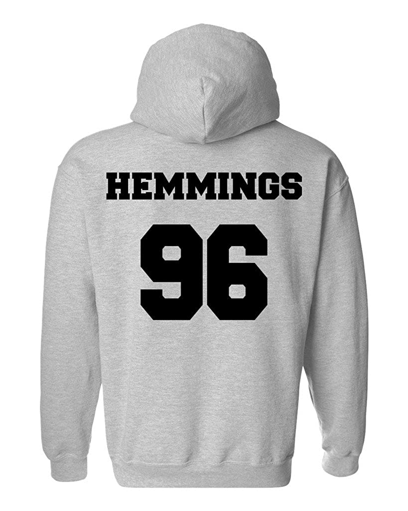 American Tee Co Luke Hemmings 96 Unisex Mens Womens Hoodie Sweatshirt Jumper Pullover