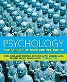 """""""Psychology The Science of Mind and Behaviour"""" av Nigel Holt"""