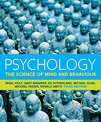 psychology the science of mind and behaviour pdf