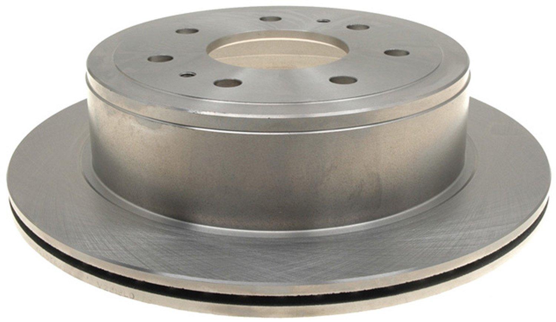 ACDelco 18A1627A Advantage Non-Coated Rear Disc Brake Rotor