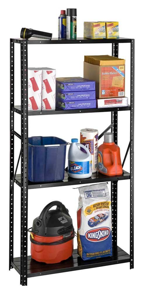 Steel Shelving Unit 30 x 60 x 12 Inch