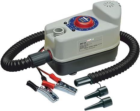 Bravo 12v Air Pump Inflator Twin Pump Bp12 Manometer Amazon Co Uk Sports Outdoors