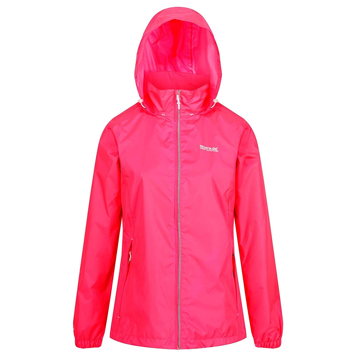 Regatta Damen Corinne Iv Waterproof and Breathable Lightweight Mesh Lined Hooded Active Outdoor Jacke