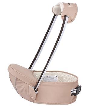 1f13047023 Gabesy Baby Multifunktion Hüfttrage Hüftsitz mit Träger Hipseat Tragehilfe Kleinkind  Taille Hocker Leicht Babytrage Bauchtragen -