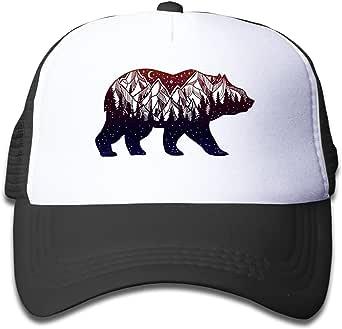 Waldeal The Fierce Dinosaur Kids Mesh Hat Adjustable Trucker Baseball Cap
