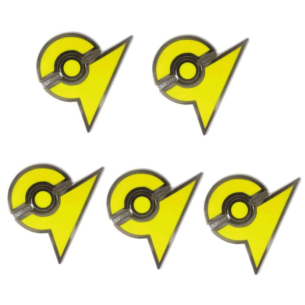 Double Sided Keychain Pokemon GO Plus Keychains Team Instinct Valor Mystic