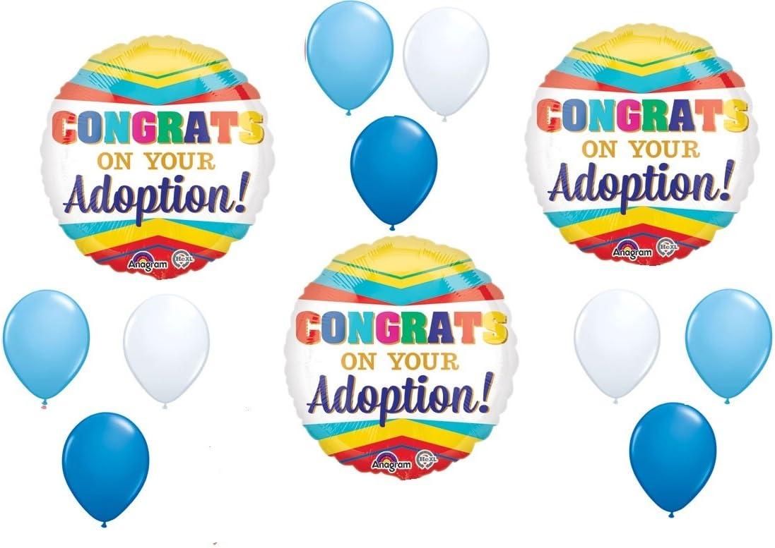 Congrats on your adoption balloon adoption celebration balloon gotcha day