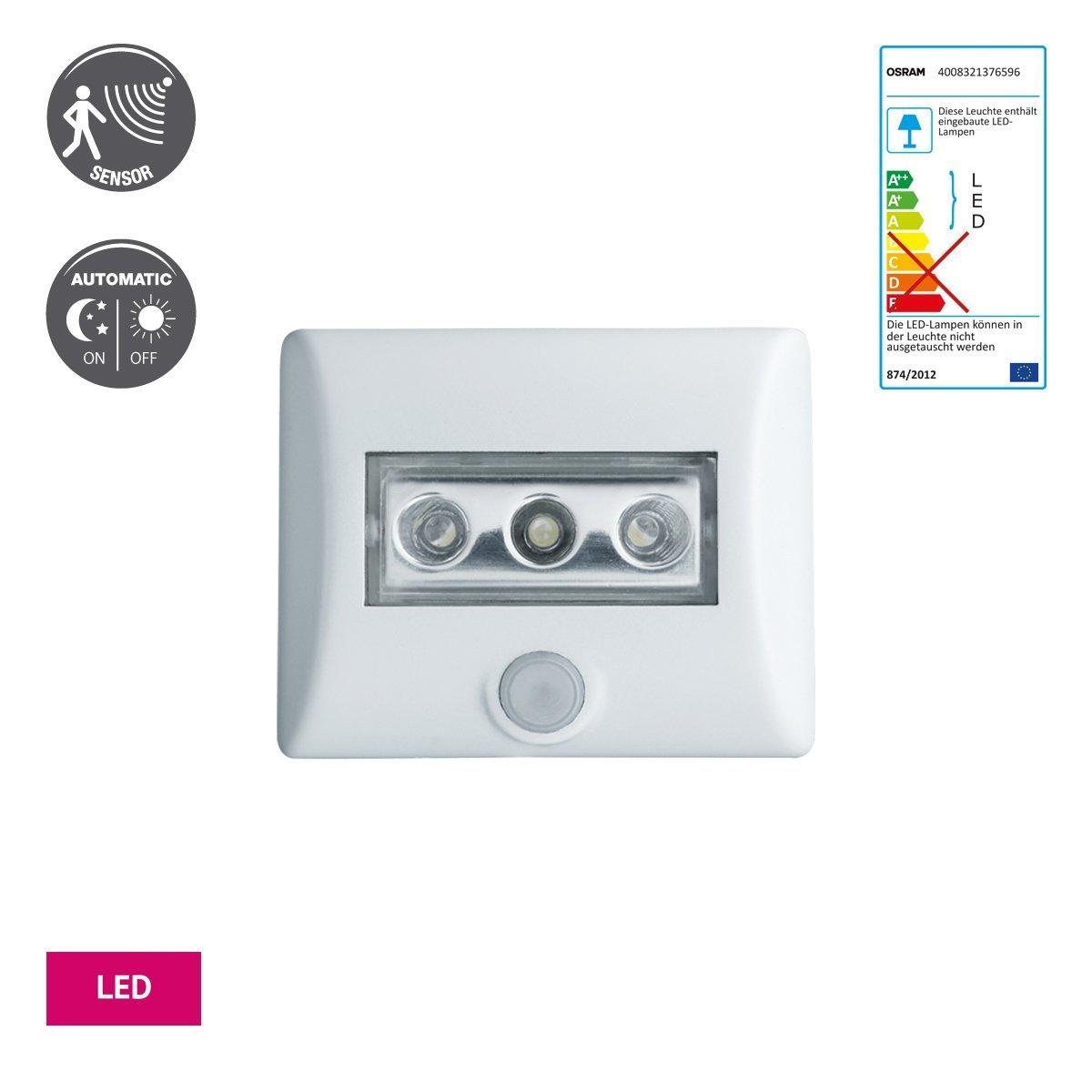 Buy Osram Night Lux 0.6-Watt LED Lamp (Silver) Online at Low ...