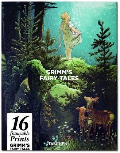 Grimms' Fairy Tales. Poster Set (Taschen Print Sets)