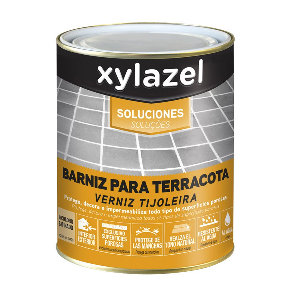 Xylazel 0830003 Pintura Antisalitre, 750 ML