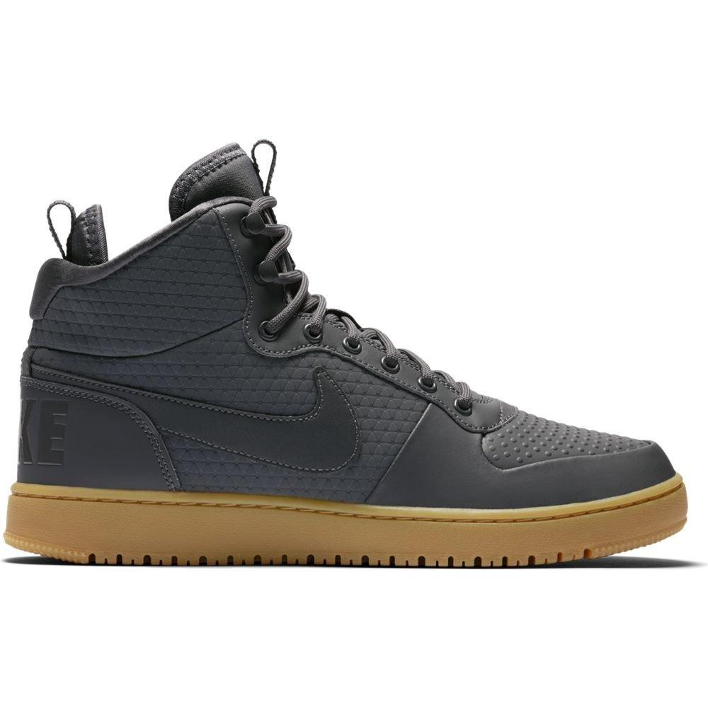 Nike Herren Court Borough Mid Winter Schuhe  105|Grau