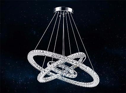 Kronleuchter Weiß Led ~ Moderne led beleuchtung kronleuchter lampe für wohnzimmer cristal
