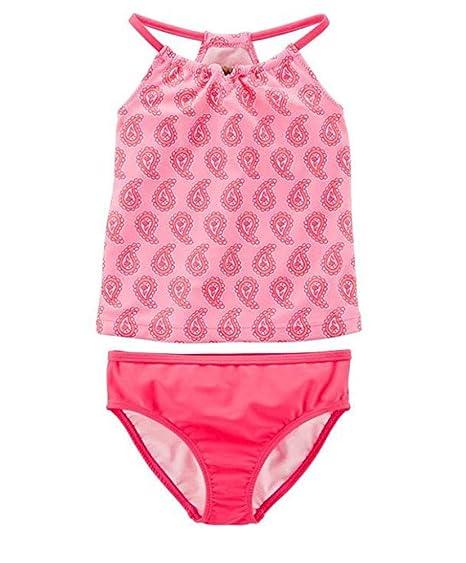 b702cd4fc Carter's Girls' Two Piece Swimsuit: Amazon.co.uk: Clothing