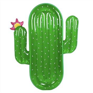 Amazon.com: Cactus gigante inflable de 70.9 in para alberca ...