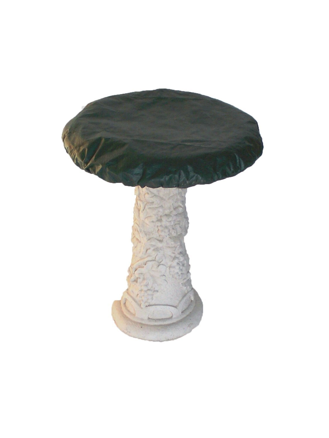 Bosmere Waterproof Bird Bath Cover for 18 to 21 Diameter Bowl, Green C820