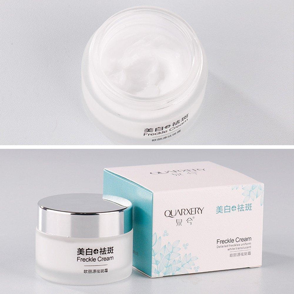 LEERYAAY Sport&Beauty Replenishing Water Anti Dark Wrinkle Acne Spots Freckle Skin Whitening Cream 30g by LEERYAAY (Image #4)