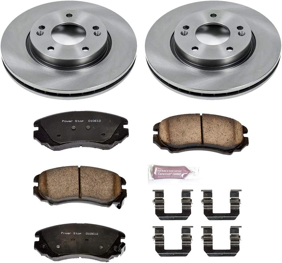 Power Stop KOE5291 Autospecialty Daily Driver OE Brake Kit