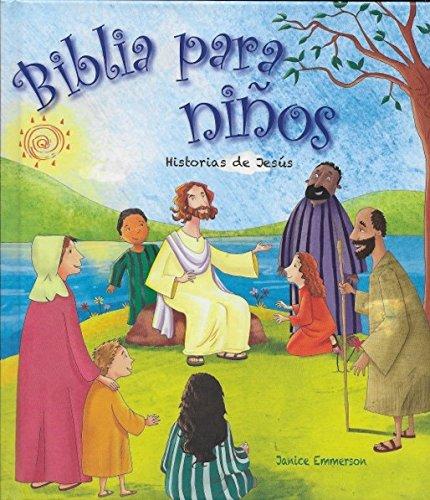 Biblia para Niños - Historias de Jesús