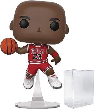 Amazon.com: Funko NBA: Chicago Bulls Michael Jordan Pop ...