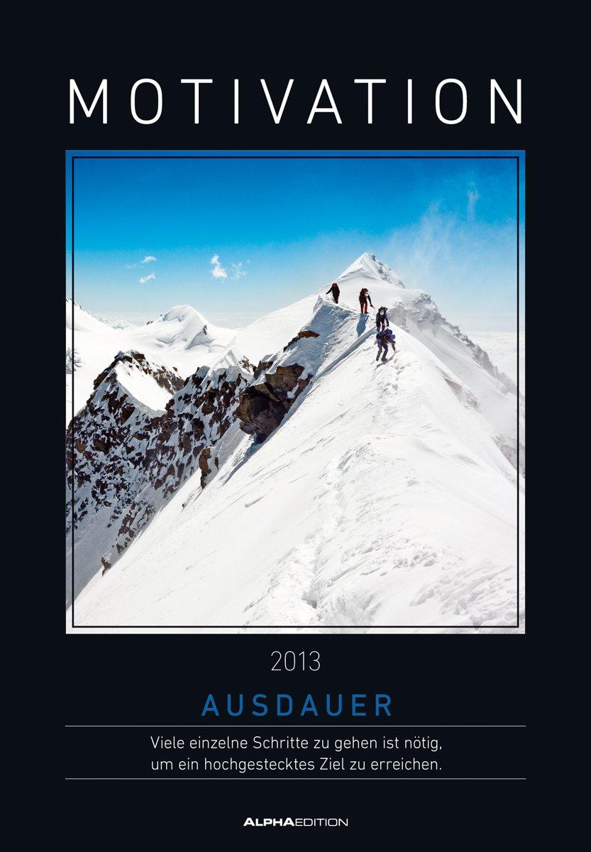 Motivation, Bildkalender 2013