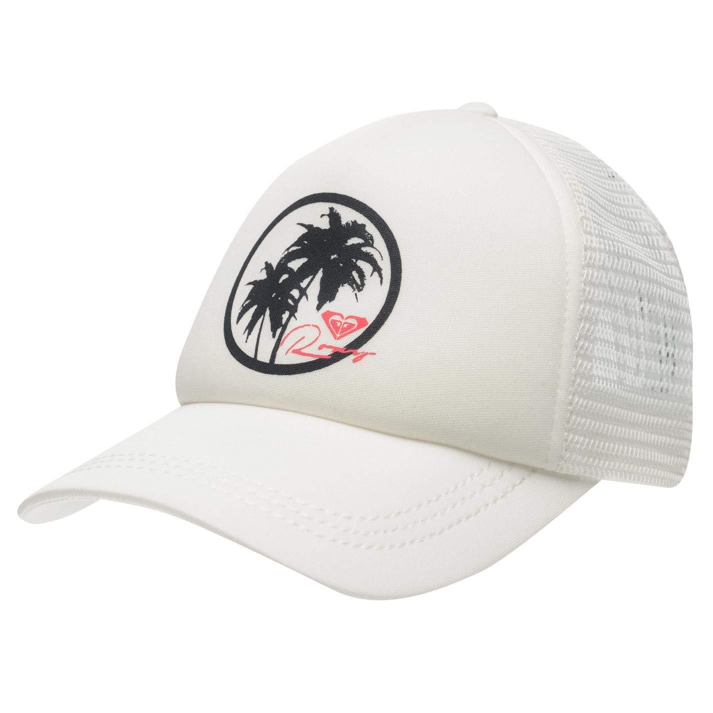 Official Roxy - Gorra de béisbol para Mujer, Mujer, Blanco: Amazon ...