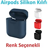 Apple Airpods Standart Silikon Kılıf