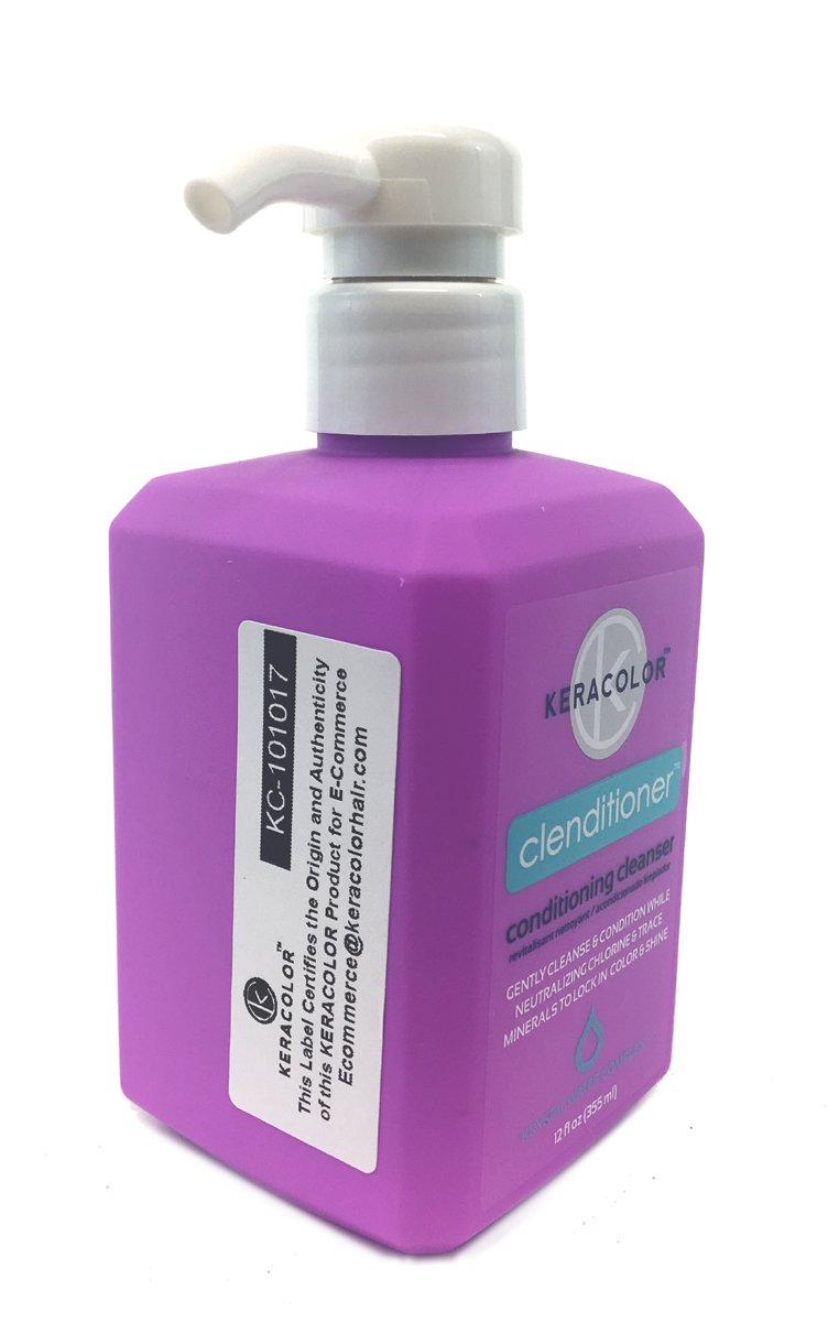 Keracolor Clenditioner Co Wash Cleansing