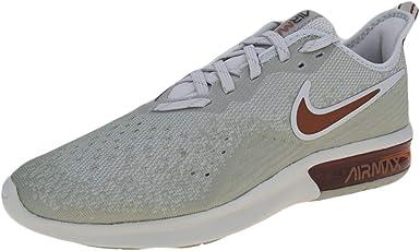 Nike Air MAX Sequent 4, Zapatillas de Atletismo para Hombre ...