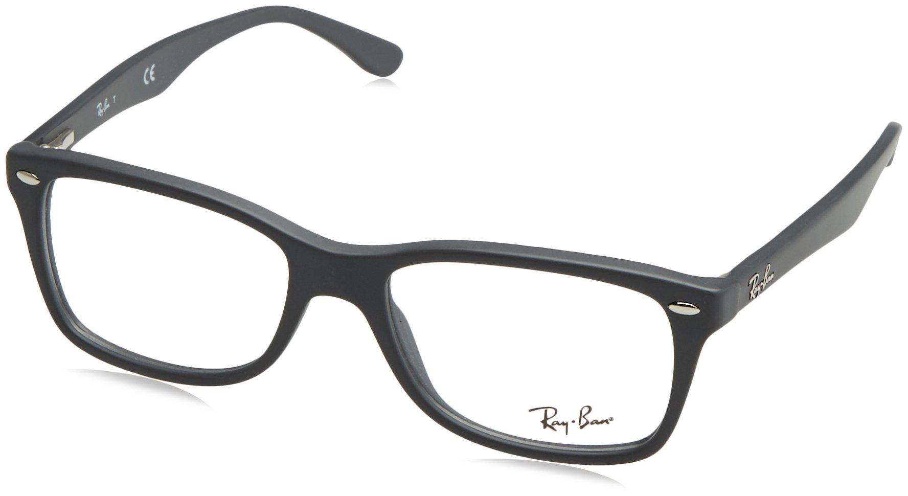 Ray-Ban Women's RX5228 Eyeglasses Sand Grey 53mm