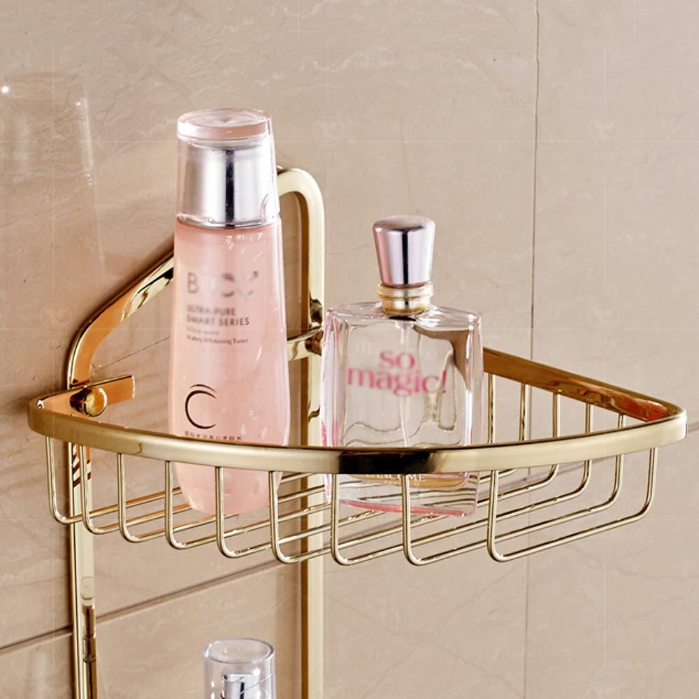 Bathroom Suction Cup Storage Wall Rack Shelf Holder Kitchen Shower Pla QFH
