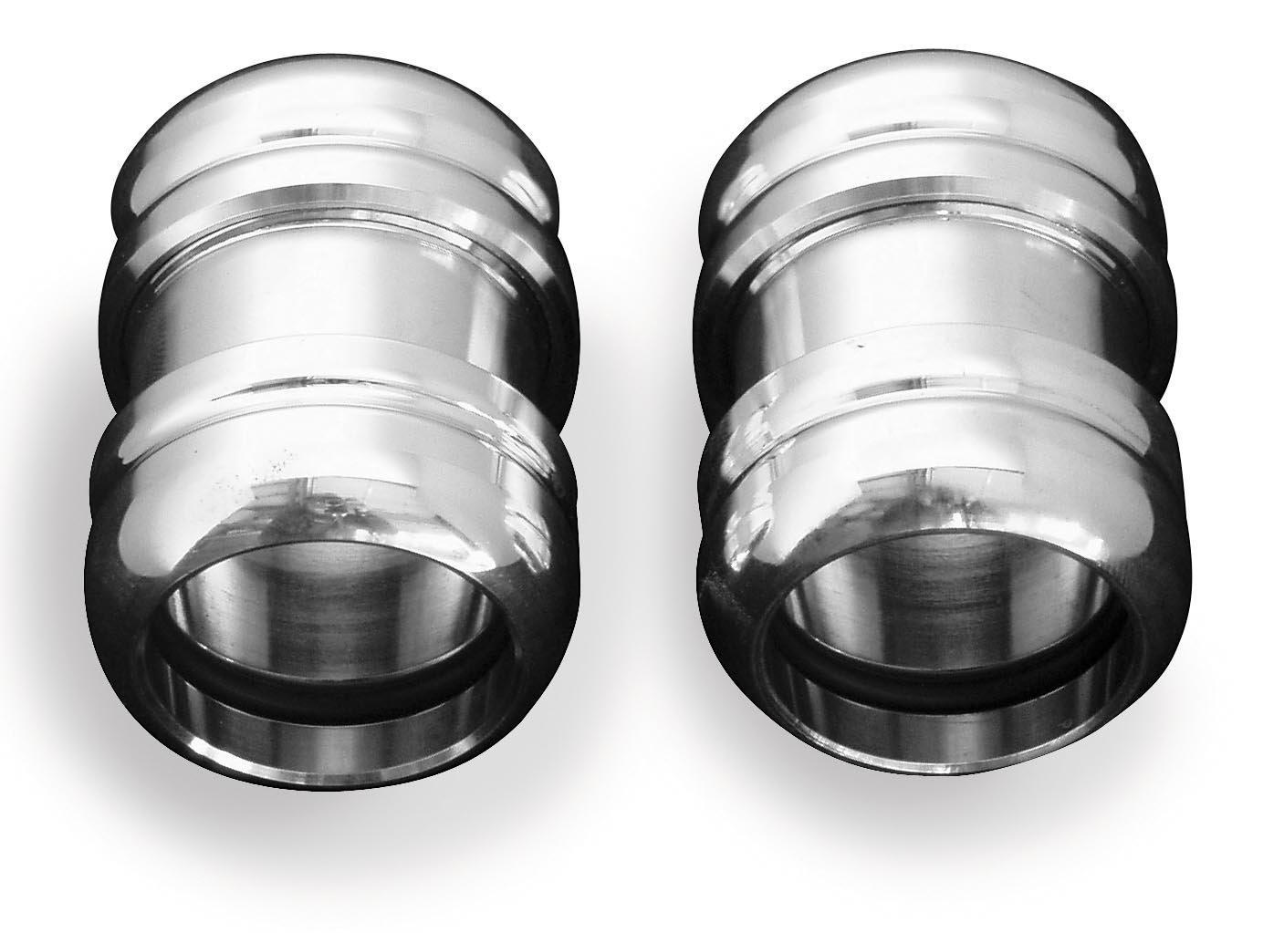Modquad Exhaust Clamps Groove Toomey CPI for Yamaha Banshee