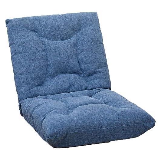 Sofá Lounge Sillón plegable de algodón plegable de estilo ...